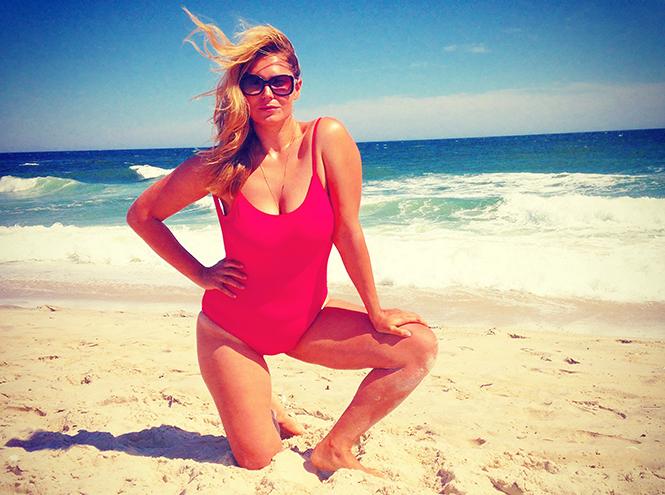 Фото №1 - Катя Жаркова: спорт и карьера plus size модели для меня синонимы