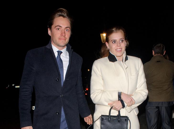 Фото №2 - Тревога Беатрис: что не так с отношениями жениха принцессы и его бывшей возлюбленной