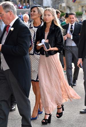 Фото №23 - Самые стильные гости на свадьбе принцессы Евгении и Джека Бруксбэнка