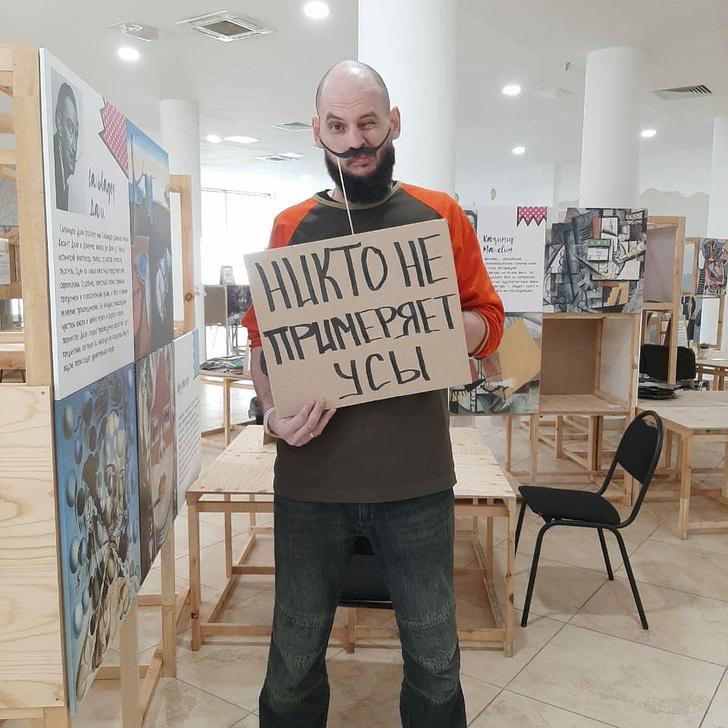 Фото №14 - «Никто не целится в смотрителя из лука»: российские театры, музеи и библиотеки пытаются весело скучать по посетителям (фото)