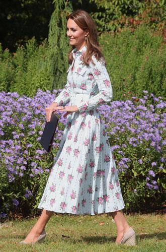 Фото №63 - Любимые бренды одежды герцогини Кембриджской