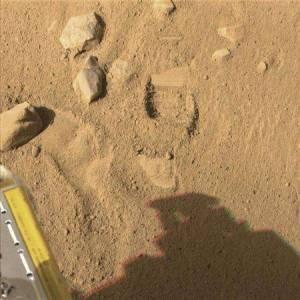 Фото №1 - Марс в инфракрасном свете