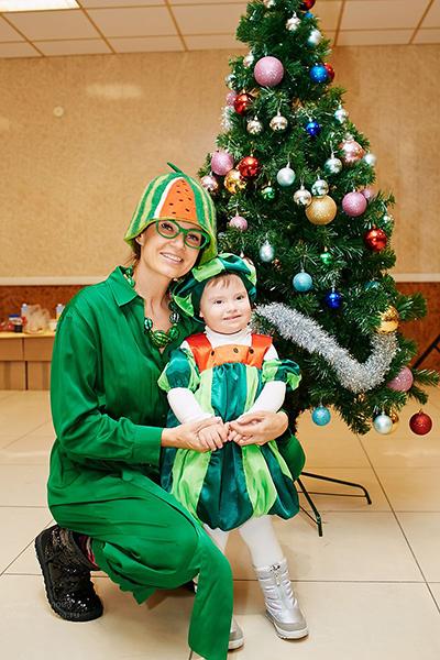 Фото №10 - Мария Киселева с успехом показала премьеру новогоднего шоу на воде