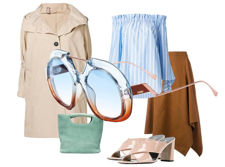 Фото №3 - Самые стильные очки лета 2018