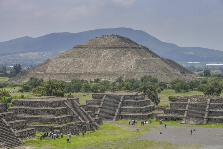 Фото №1 - Ученые раскрыли тайну основания древнего Теотиуакана