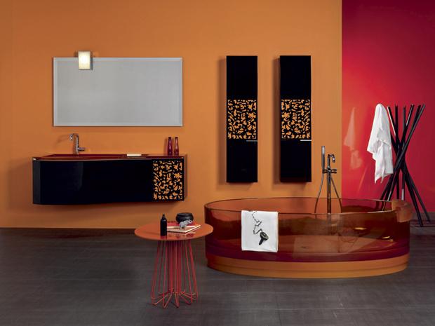 Фото №24 - Дизайн ванной: модные тенденции