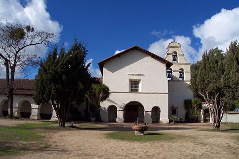 Церковь Сан-Хуан Батиста