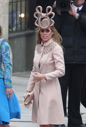 Фото №33 - 25 необычных шляп на королевских свадьбах