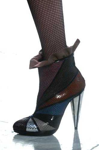 Фото №100 - Самая модная обувь сезона осень-зима 16/17, часть 1