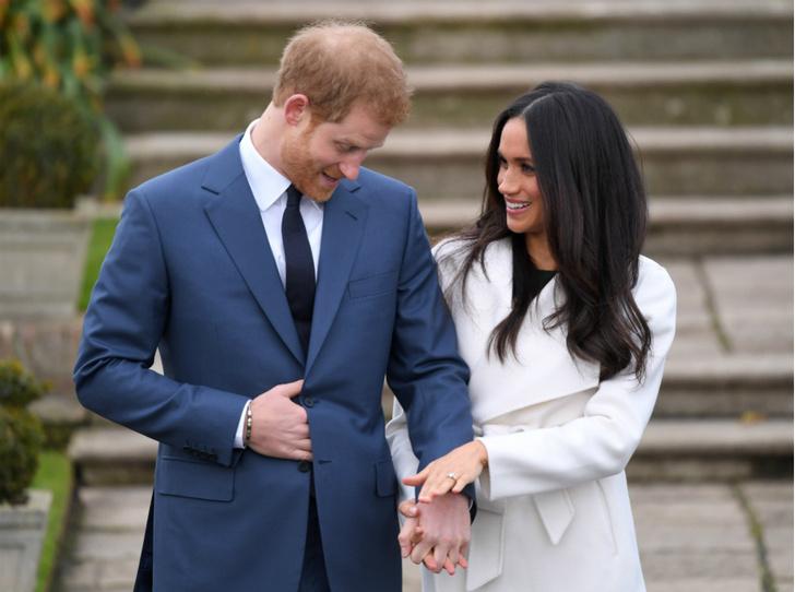 Фото №2 - Первое свидание: как и где на самом деле начались отношения Гарри и Меган