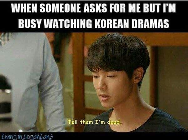Фото №5 - 25 угарных мемов, которые поймут только фанаты корейских дорам