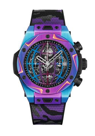 Фото №8 - Сила музыки: Hublot выпустил часы совместно с DJ Snake