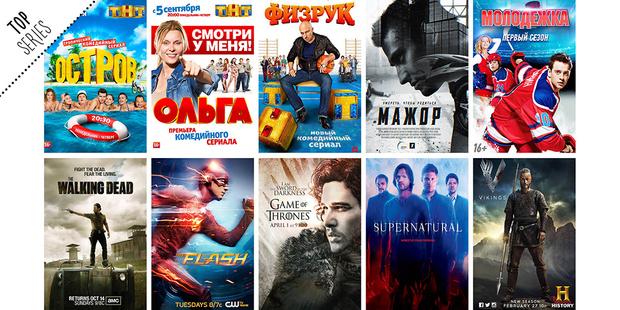 Фото №1 - Угадай, какие сериалы пользователи «Яндекса» ищут чаще всего?