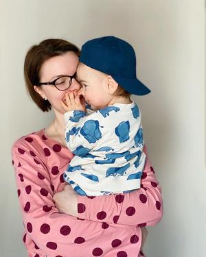 Фото №1 - «Мамина копия»: Татьяна Брухунова показала подросшего сына от Петросяна