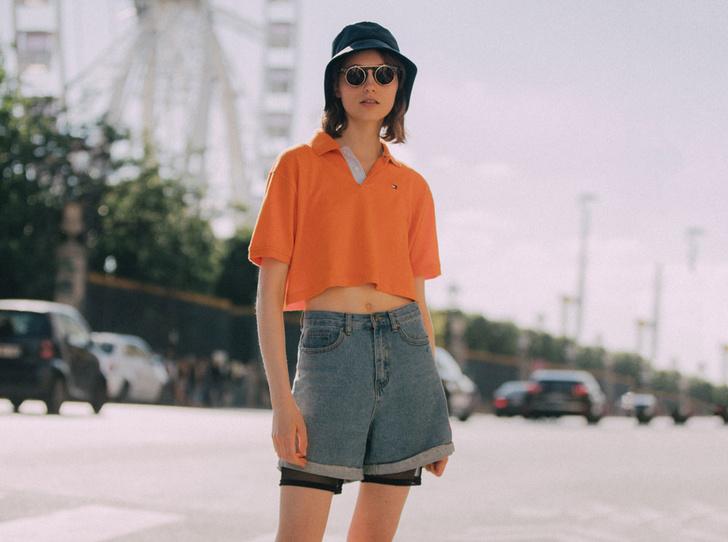 Фото №3 - С чем носить поло: 5 стильных комбинаций