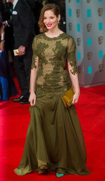 Сиенна Гиллори на премии BAFTA 2015