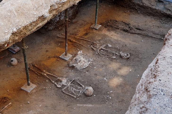 Фото №1 - В Испании обнаружена предполагаемая могила пропавшего ирландского короля