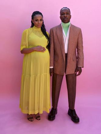 Фото №10 - «Золотой глобус— 2021»: самые красивые звездные пары церемонии