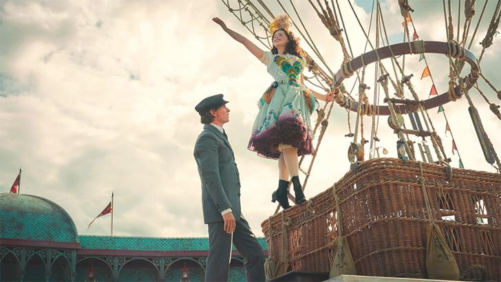 Фото №1 - MAXIM рецензирует фильм «Аэронавты» по мотивам реальных похождений воздушного шара