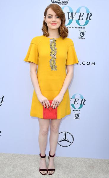 Фото №8 - Эмма Стоун: 10 лучших нарядов самой богатой актрисы Голливуда
