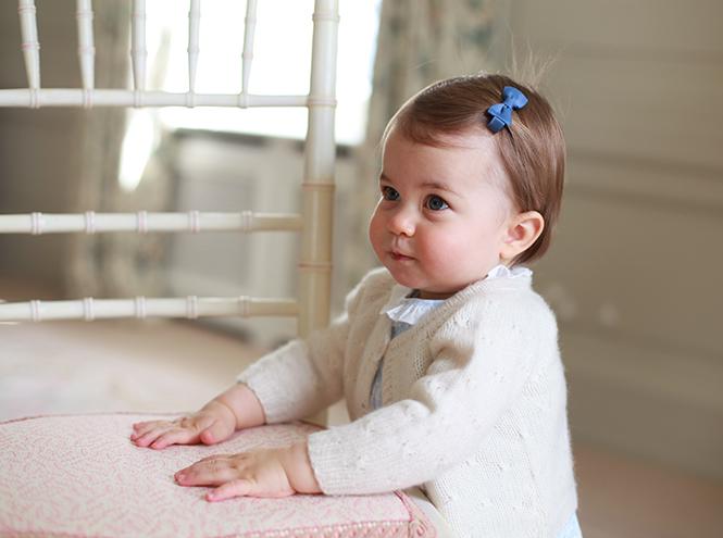 Фото №22 - Принцесса Шарлотта Кембриджская: первый год в фотографиях