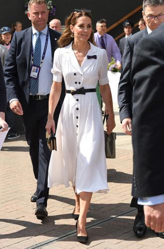 Фото №2 - Кто помогает герцогине Кейт и графине Софи создавать стильные образы