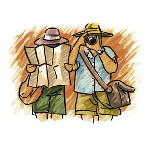 Фото №1 - Рекордный рост числа туристов
