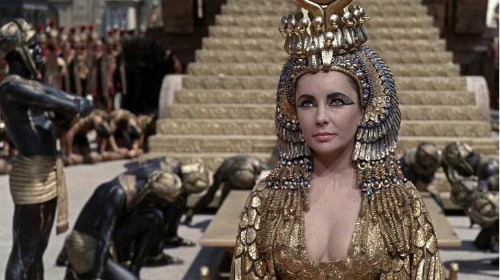 Кадр из эпического фейла «Клеопатра»