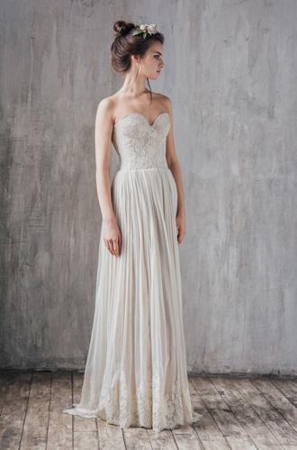 Фото №11 - А la Russe: свадебные платья от российских дизайнеров