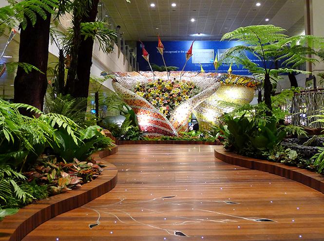 Фото №7 - Не выходя из аэропорта: 5 ботанических садов в Чанги (Сингапур)