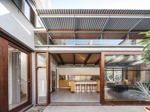 Фото №8 - Дом-трансформер в пригороде Сиднея