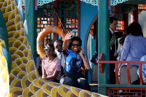 Мишель Обама (Michelle Obama), Китай,Clover Canyon