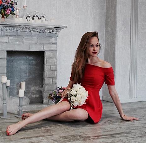 Екатерина Банных, студентка, фото