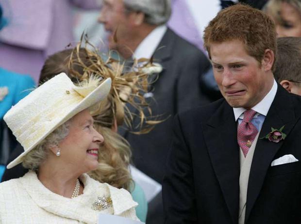 Фото №14 - Самые забавные моменты на королевских свадьбах (истории в фотографиях)