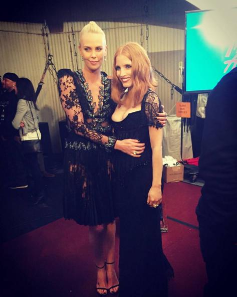 Фото №8 - Звездный Инстаграм: MTV Movie Awards 2016
