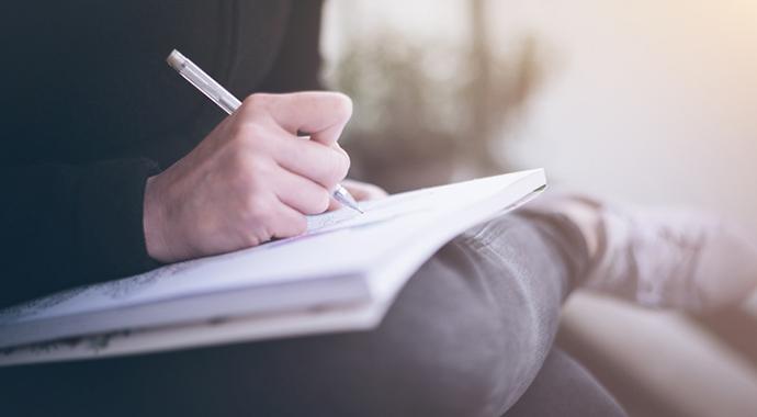 Фото №1 - «Пишите, чтобы жить стало легче»