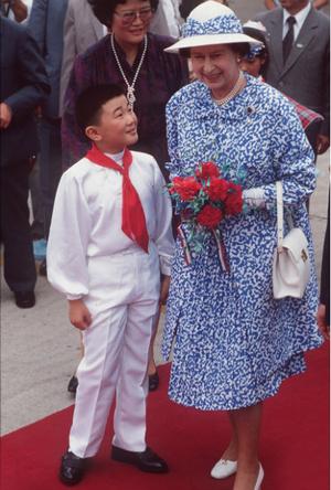Фото №2 - Будущая королева: почему Кейт больше похожа на Елизавету, чем на Диану