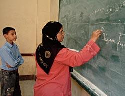 Фото №6 - Школа правоверных мусульман