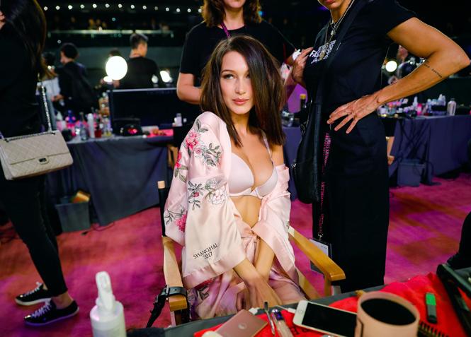 Фото №21 - Секретная диета Беллы Хадид, или как худеют ангелы Victoria's Secret