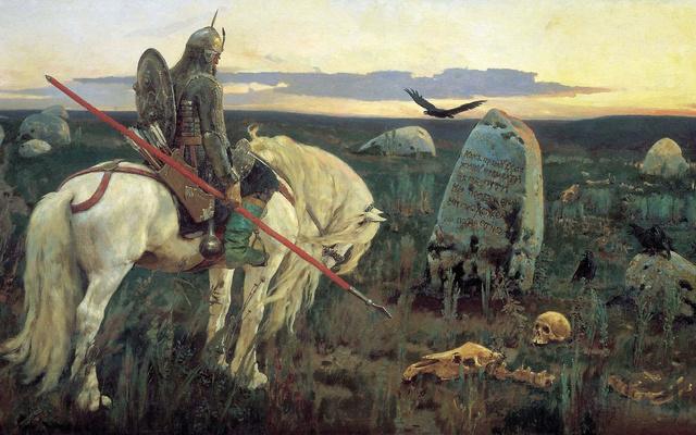 Фото №2 - Тест: Знаешь ли ты, как правильно называются знаменитые картины русских живописцев?
