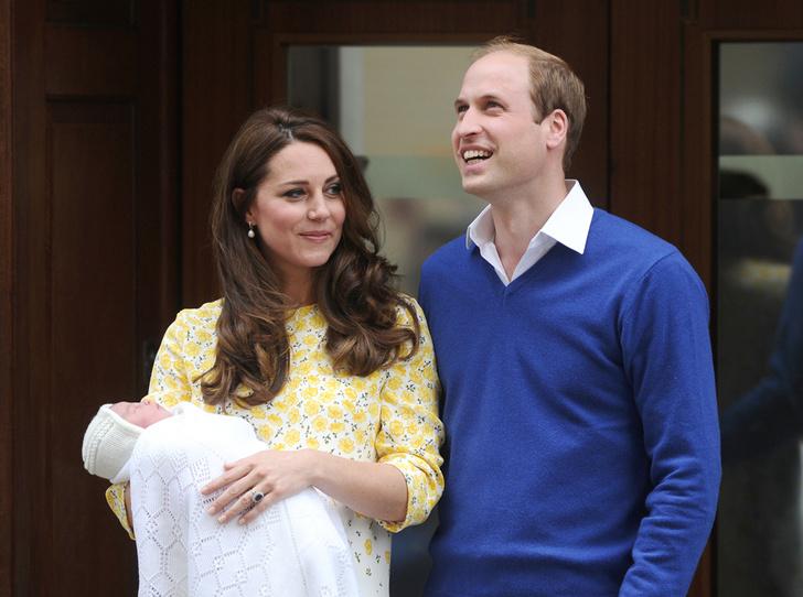 Фото №4 - Герцоги Кембриджские все еще не знают пол своего третьего ребенка