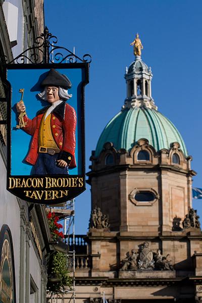 Фото №10 - Путешествие в Шотландию: прогулки в исторических декорациях
