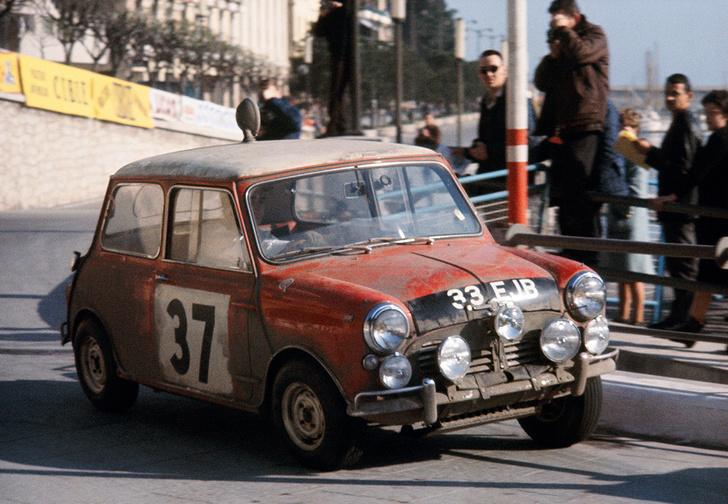 Фото №4 - Народные автомобили: машины, пересадившие на колеса целые страны