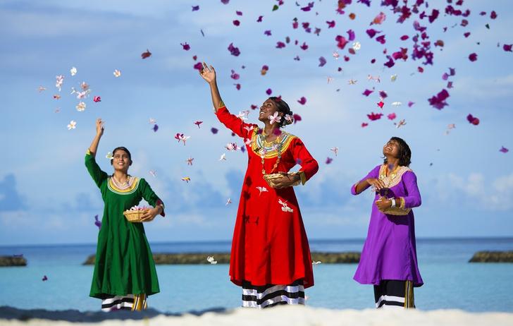 Фото №3 - 10 удивительных фактов о необычном отеле Kurumba Maldives