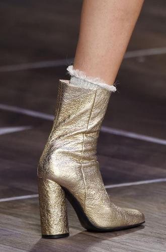 Фото №3 - Самая модная обувь сезона осень-зима 16/17, часть 2