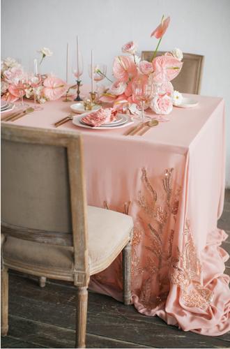 Фото №14 - Свадебный сезон 2017: модные палитры и детали, которые сделают свадьбу по-настоящему стильной