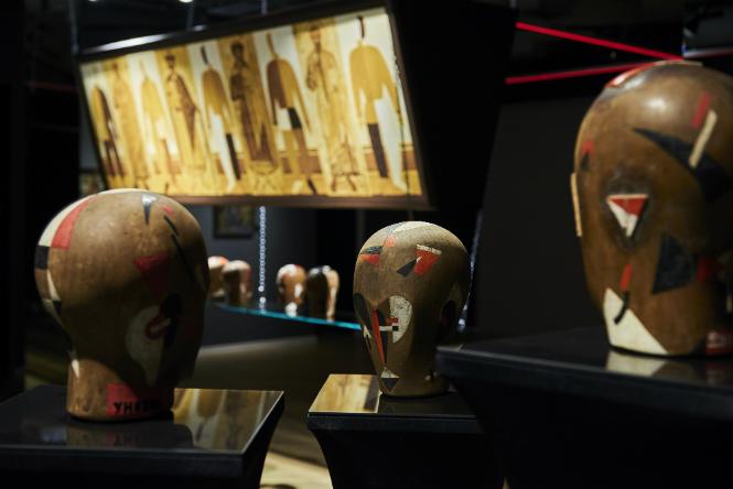 Фото №1 - Что делать на майских в Москве: выставка «Собрание вершин» в галерее VSunio