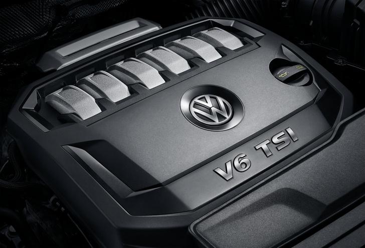 Фото №5 - Volkswagen Teramont— шах и мат «Крузаку»