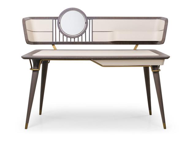 Фото №2 - Свет мой, зеркальце: ТОП-10 туалетных столиков для спальни
