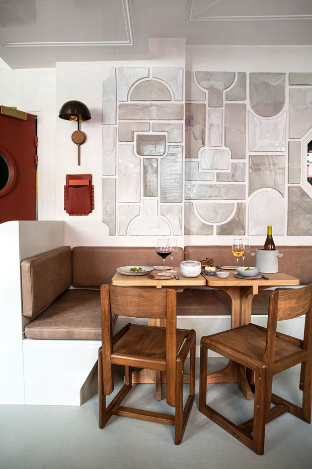 Фото №4 - Frenchie Pigalle: новый ресторан по проекту Доротеи Мейлихзон